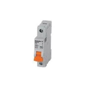 10 A, Weidmuller Single Pole Circuit Breaker